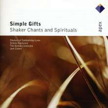 Shaker Chants & Spirituals, CD