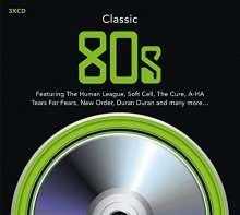 Classic 80's, 3 CDs