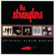The Stranglers: Original Album Series, 5 CDs