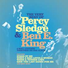 The Very Best Of Percy Sledge & Ben E. King, 2 CDs