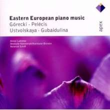 Alexej Lubimov - Eastern Europen music for piano & orchestra, CD