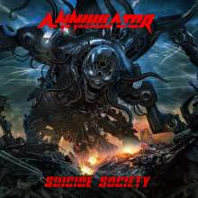 Annihilator: Suicide Society (Limited Deluxe Edition), 2 CDs