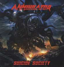 Annihilator: Suicide Society, LP