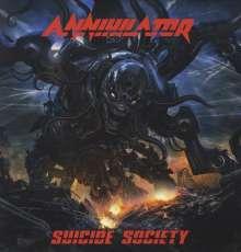 Annihilator: Suicide Society, LP