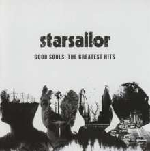 Starsailor: Good Souls: The Greatest Hits, CD