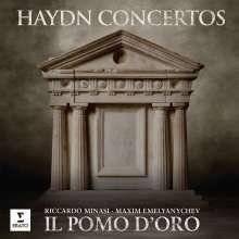 Joseph Haydn (1732-1809): Konzerte, 2 CDs