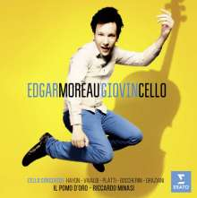 Edgar Moreau - Giovincello, CD
