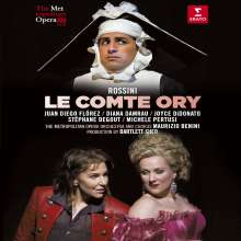 Gioacchino Rossini (1792-1868): Le Comte Ory, Blu-ray Disc