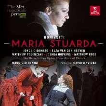 Gaetano Donizetti (1797-1848): Maria Stuarda, Blu-ray Disc