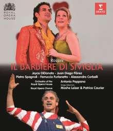 Gioacchino Rossini (1792-1868): Der Barbier von Sevilla, Blu-ray Disc