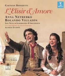 Gaetano Donizetti (1797-1848): L'elisir d'amore, Blu-ray Disc