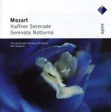 Wolfgang Amadeus Mozart (1756-1791): Serenaden Nr.6 & 7, CD
