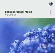 Herbert Tachezi - Baroque organ music (Vol.2), CD