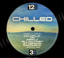 12 Inch Dance-Chilled, 3 CDs