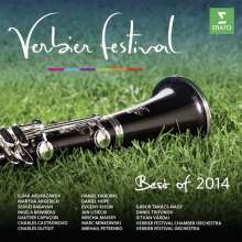 Verbier Festival - Best of 2014, 2 CDs