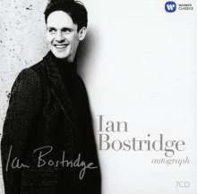 Ian Bostridge - Autograph, 7 CDs