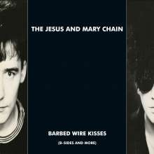 The Jesus And Mary Chain: Barbed Wire Kisses (180g) (Limited Edition) (Blood Red Vinyl), 2 LPs