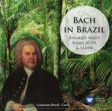 Inspiration - Bach in Brazil (Baroque meets Bossa Nova & Samba), CD