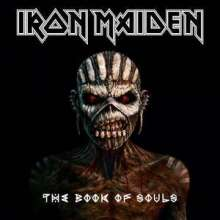 Iron Maiden: The Book Of Souls (180g) (Limited-Edition), 3 LPs