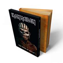 Iron Maiden: The Book Of Souls (Casebound Book) (Limited Edition), 2 CDs