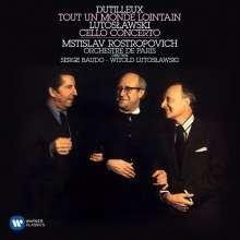 Witold Lutoslawski (1913-1994): Cellokonzert, CD