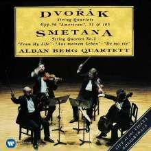 """Bedrich Smetana (1824-1884): Streichquartett Nr.1 """"Aus meinem Leben"""", CD"""
