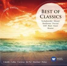 "Inspiration - Best of Classics (Sampler zur Serie ""Inspiration"" mit Katalog), CD"
