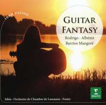 Sharon Isbin - Guitar Fantasy, CD