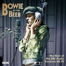 David Bowie: Bowie At The Beeb - The Best Of The BBC Sessions 68-72 (180g), 4 LPs