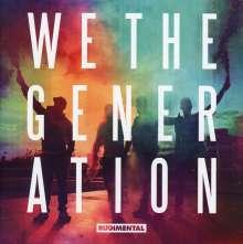 Rudimental: We The Generation, CD