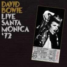 David Bowie (1947-2016): Live Santa Monica '72, 2 LPs