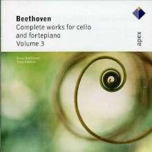 Ludwig van Beethoven (1770-1827): Sämtliche Werke f.Cello & Klavier Vol.3, CD