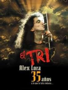 El Tri: 35 Anos, DVD