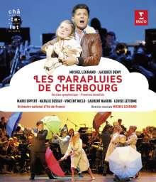 Michel Legrand (1932-2019): Les Parapluies de Cherbourg (Symphonische Version), Blu-ray Disc