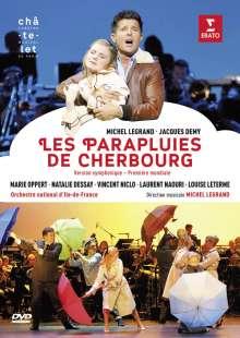 Michel Legrand (1932-2019): Les Parapluies de Cherbourg (Symphonische Version), DVD