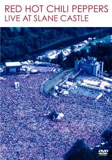 Red Hot Chili Peppers: Live At Slane Castle 2003, DVD
