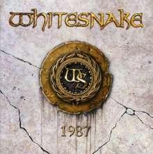 Whitesnake: Whitesnake: 1987 (Anniversary-Edition), CD