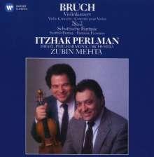 Max Bruch (1838-1920): Violinkonzert Nr.2, CD