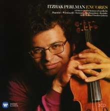 Itzhak Perlman - Violin Encores, 2 CDs