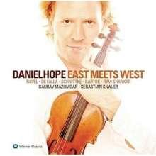Daniel Hope - East meets West, CD