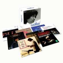 Seiji Ozawa - Sämtliche Warner-Aufnahmen, 25 CDs