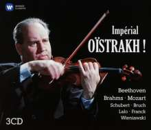 David Oistrach - Imperial Oistrakh!, 3 CDs