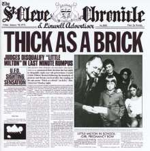 Jethro Tull: Thick As A Brick (Steven Wilson 2012 Remix), CD