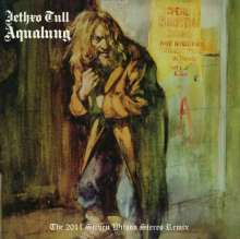 Jethro Tull: Aqualung (The 2011 Steven Wilson Stereo Remix), CD