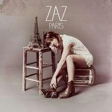 Zaz (Isabelle Geffroy): Paris (Reissue 2018), CD