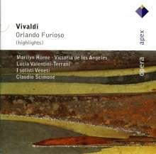 Antonio Vivaldi (1678-1741): Orlando Furioso RV 728 (Ausz.), CD