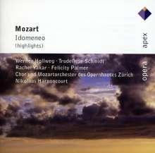 Wolfgang Amadeus Mozart (1756-1791): Idomeneo (Ausz.), CD