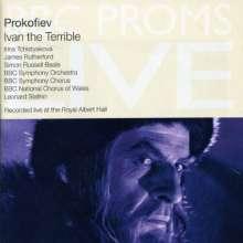 Serge Prokofieff (1891-1953): Iwan der Schreckliche-Filmmusik op.116, CD