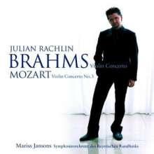 Julian Rachlin spielt Violinkonzerte, CD