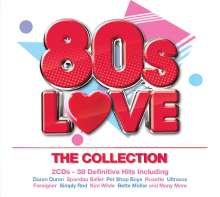 80s Love: The Collection, 2 CDs